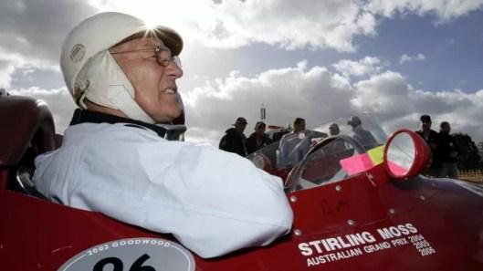 """I 90 anni di Stirling Moss, il """"Re senza Corona""""   Euronews"""