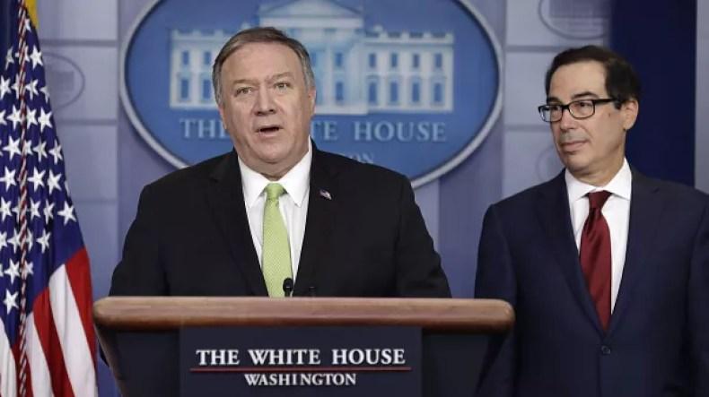 تحریم های تازه علیه ایران