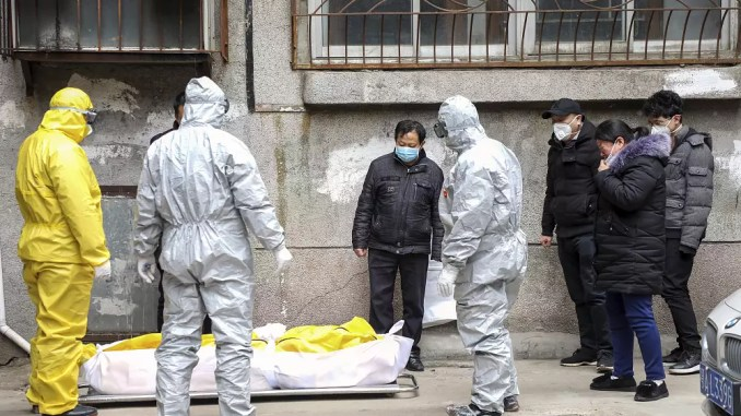 China denies 'cover-up' after Wuhan COVID-19 deaths rise 50 ...