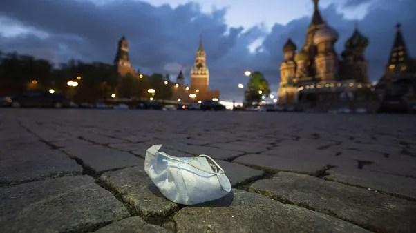 Ρωσία - Covid-19: Καταγράφηκαν τουλάχιστον 11.600 νέα κρούσματα | Euronews