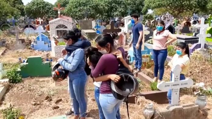 El Gobierno de Nicaragua acusado de silenciar las muertes por ...