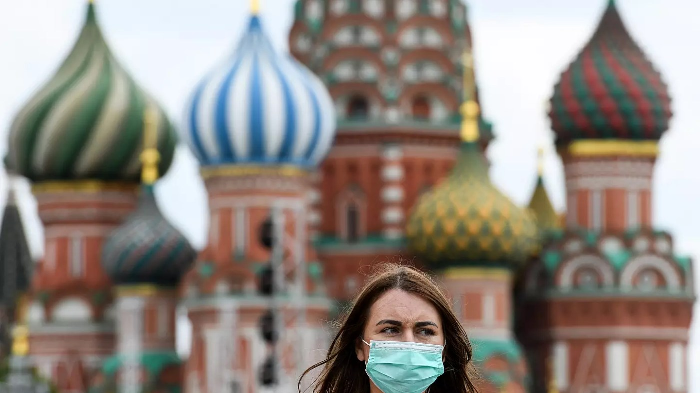 Coronavirus: Moscow ends lockdown as infection rate decreases | Euronews