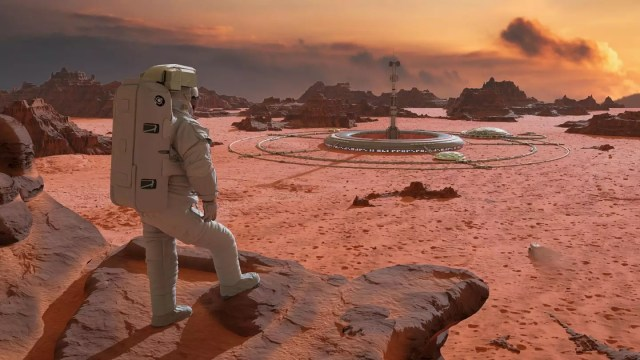 What a mission to Mars can teach us about protecting planet Earth   Living