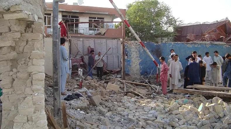 مردم در ولایت کندز افغانستان