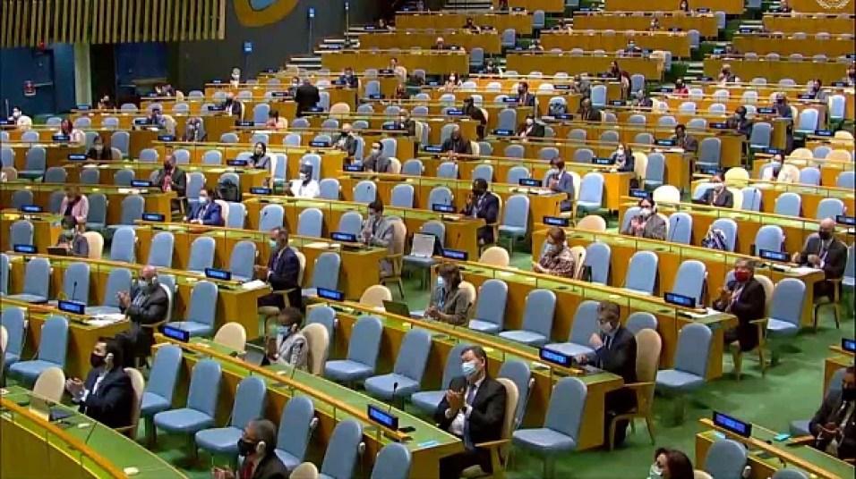 هفتاد و پنجمین مجمع عمومی سازمان ملل متحد