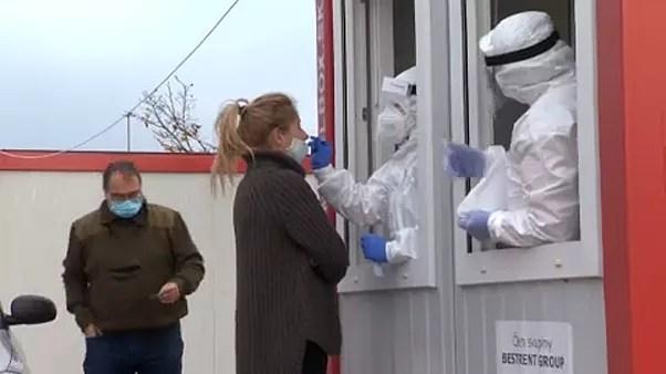 Σλοβακία: Μαζικός έλεγχος για κορωνοϊό στον πληθυσμό | Euronews