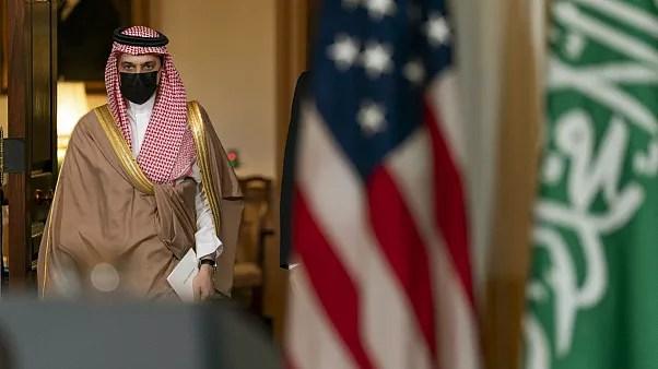 فیصل بن فرحان، وزیر خارجه عربستان سعودی