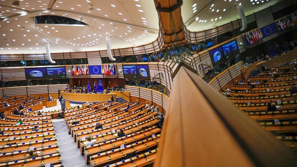 European Parliament overwhelmingly passes €1.8 trillion EU budget