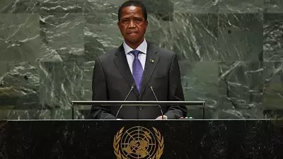 Zambian president to seek re-election in August vote