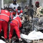 Somalia: At least nine dead in Al-Shabaab suicide car bombing | Africanews 💥😭😭💥