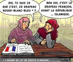 Afbeeldingsresultaat voor islamisation europe