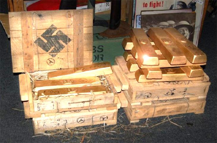 Pologne: Un train nazi rempli d'or aurait été retrouvé mais serait miné