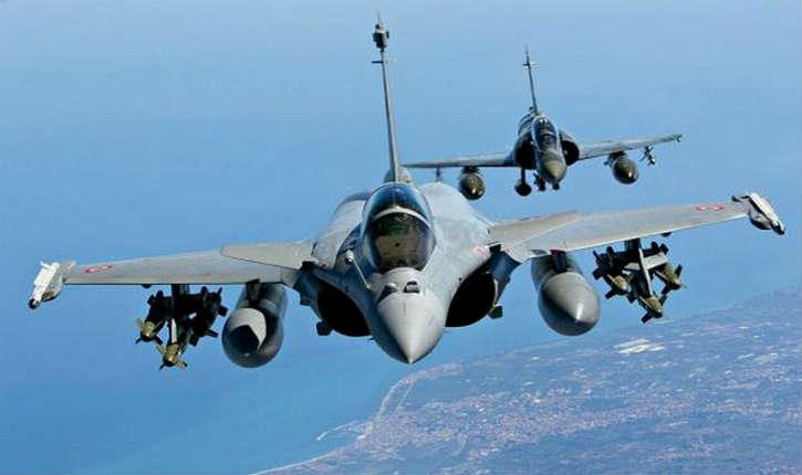 L'Etat islamique a pour objectif de frapper la France, d'où la nécessité d'intervenir en Syrie