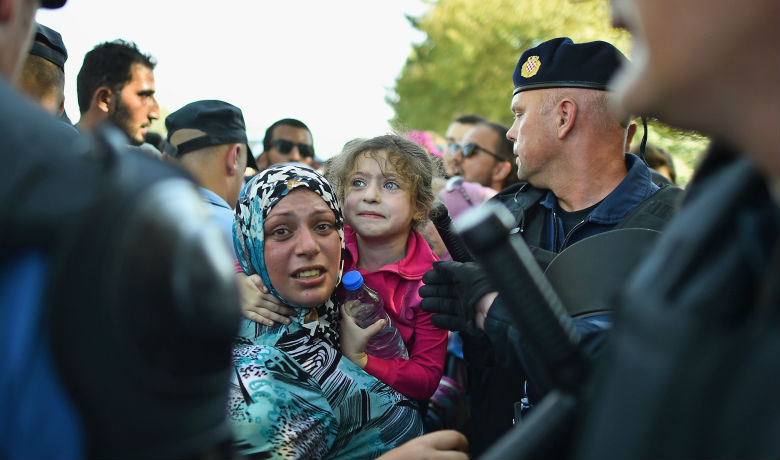 Migrants: La Croatie débordée se rétracte et ne veut plus accueillir d'autres migrants