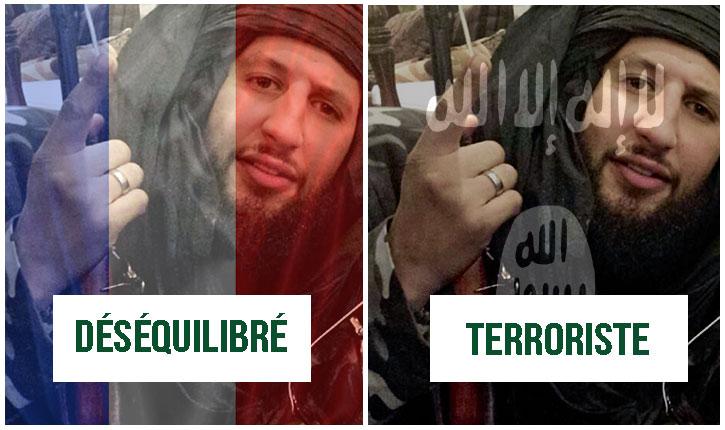 """Résultat de recherche d'images pour """"le déséquilibré terroriste"""""""