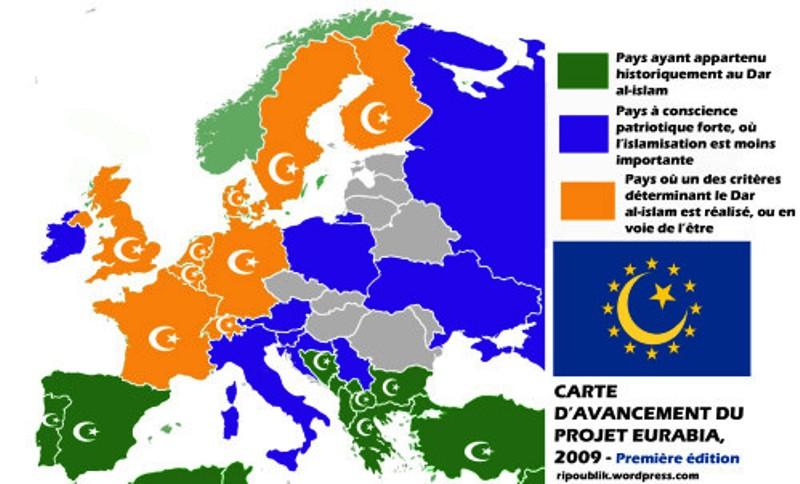 Pourquoi avoir peur de l'immense afflux de réfugiés musulmans en Europe? (2ème partie)