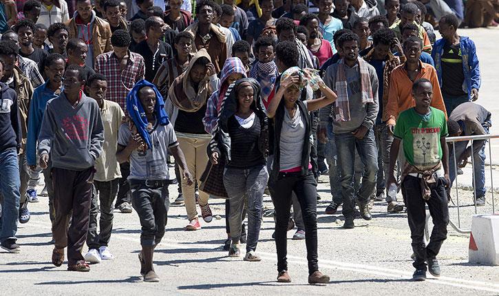 Migrants : comment l'Europe se suicide sans hâte