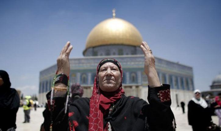 Islamisation: Il n'y a aucun lieu saint de l'Islam à Jérusalem, le Coran ne fait aucune mention de Jérusalem