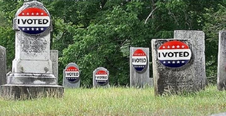 Elections US: Michael Detmer, candidat républicain du Michigan, dévoile une liste de 10.000 personnes décédées ayant voté pour Biden dans le Michigan
