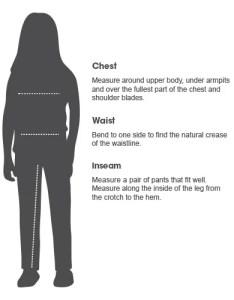 Girls  volcom size chart also clothing rh evo