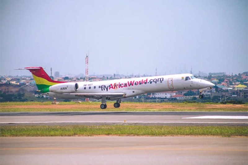 Cabo Verde Airlines e Africa World Airlines criam parceria