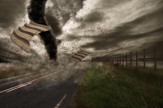 Tornado Storm Scene Pictures Free Download