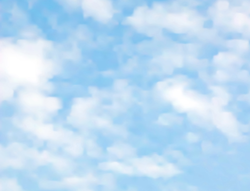Blue Sky with clouds vector backgrounds 05  Free download