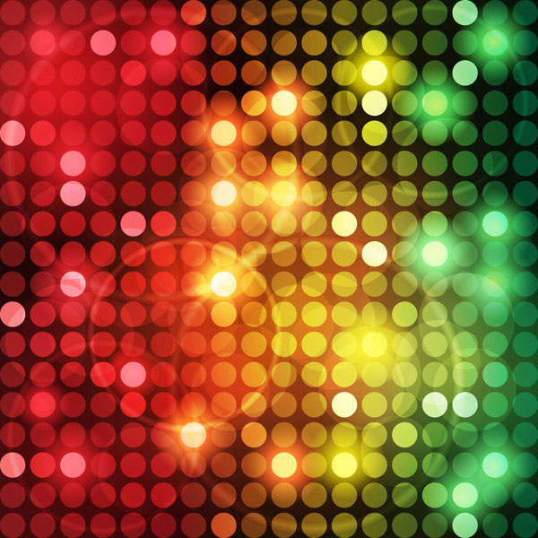 Abstract colored dot background 1 vector art  Free download