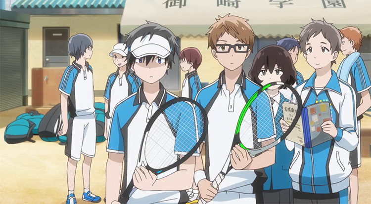 Which opens with a gps voice that sounds like a drunk phone call;. Top 9 Best Tennis Anime Series & Movies (Ranked) - FandomSpot