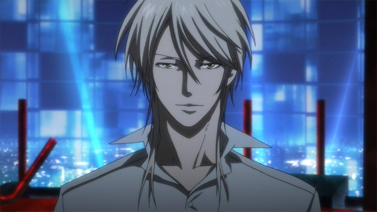 Shougo Makishima from Psycho Pass