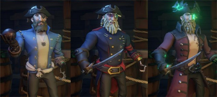 I'm ore hoping the easter eggs will be similar. Top 15 Best Outfits In Sea Of Thieves Fandomspot