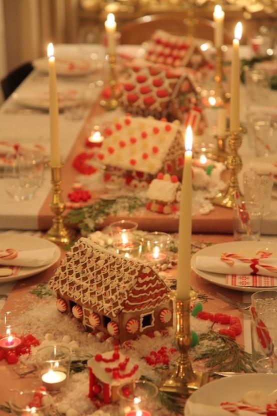 La tavola natalizia idee per decorazioni semplici ed eleganti