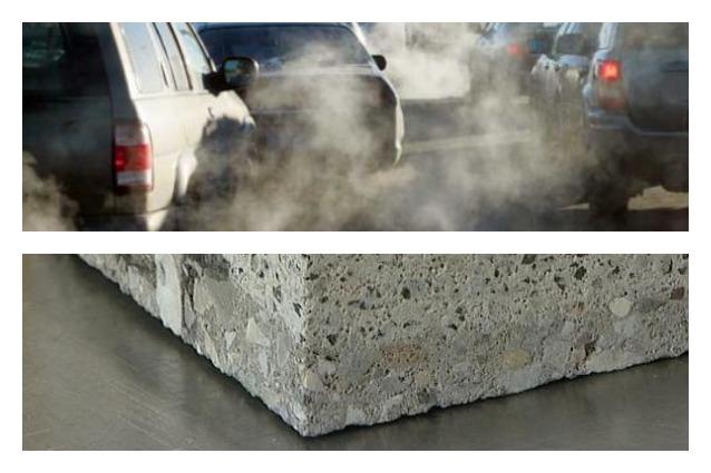 Nasce il cemento mangiasmog, l'invenzione da 'Oscar' tutta Made in Italy.