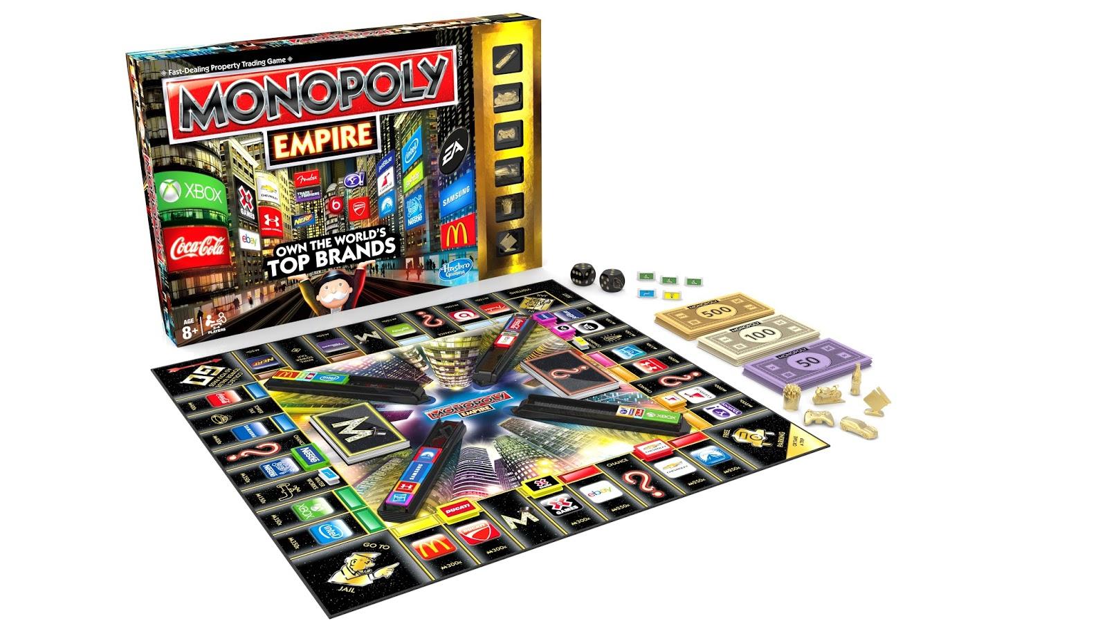 Arriva Monopoly Empire le grandi marche al posto delle strade VIDEO