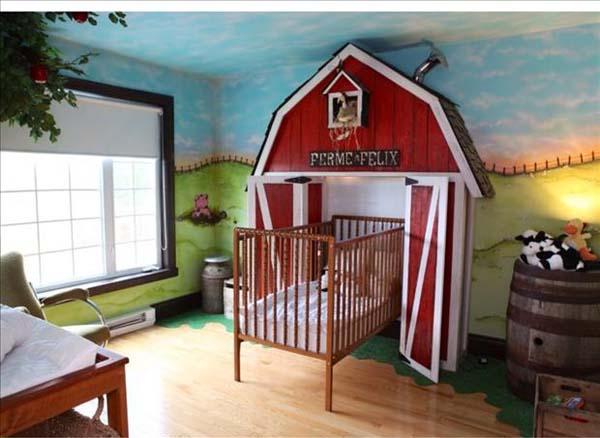 Le 15 camere per bambini pi belle e originali del mondo