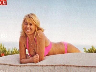 Maria De Filippi foto in bikini dopo Uomini e donne