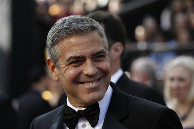 George Clooney Io gay Che lo pensino
