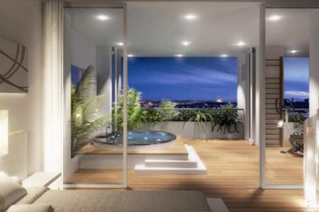Una nuova casa extra lusso per Ilary Blasi e Francesco Totti