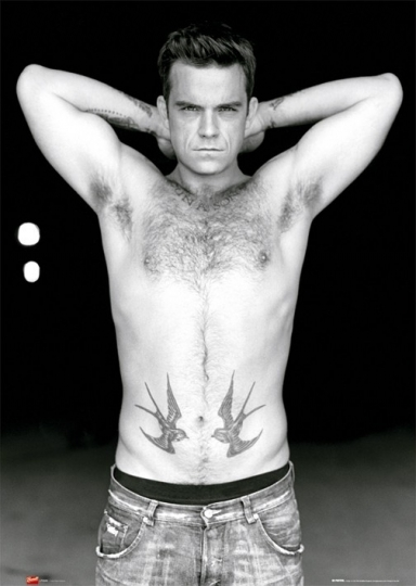 robbie williams in love  Gossip Fanpage
