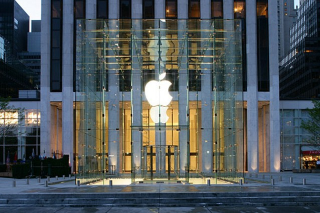 Apple va letteralmente a ruba a New York!