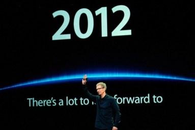 Le azioni Apple scendono fino a 500 $.