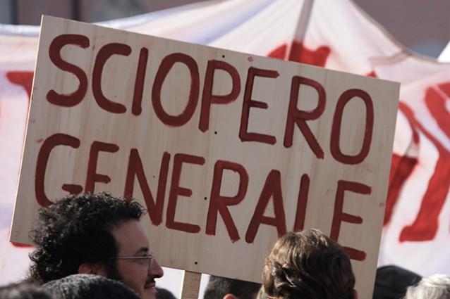 Gli operatori telefonici italiani in sciopero il 13, 14 e 15 Novembre.
