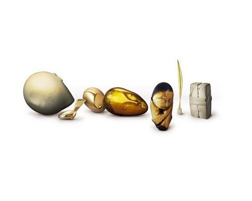 Google Doodle per Constantin Brancusi la canzone dedicata alla Colonna dellinfinito