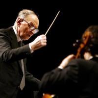 Ennio Morricone emoziona l'Auditorium di Roma