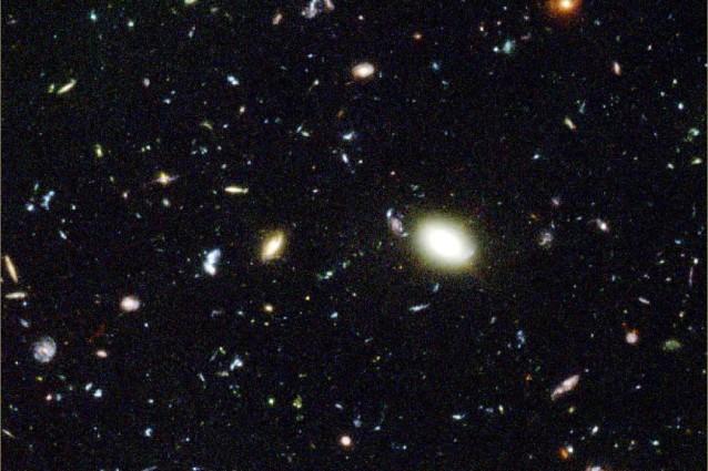 Sei miliardi di anni fa l'universo iniziò ad accelerare.