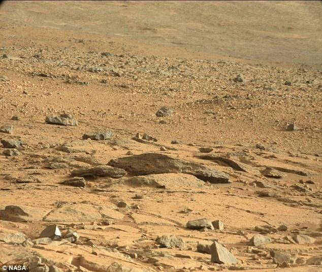 Alieno su Marte in unimmagine Nasa la segnalazione di un