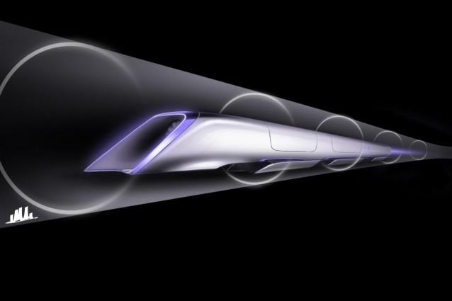 Elon Musk presenta Hyperloop, il supertreno a 1000 km/h.