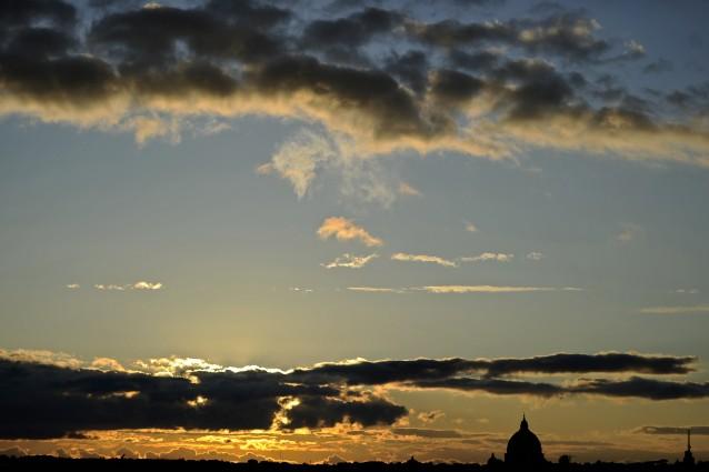 E se le nuvole scendessero a quote più basse?
