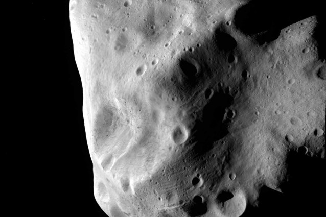 Un asteroide minaccerà la Terra nel 2040.