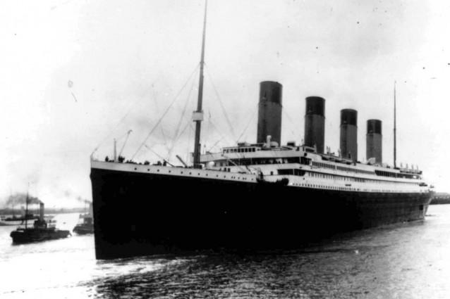Titanic, il destino di un naufragio scritto nella luna.